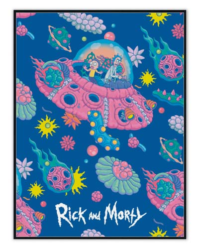 Rick-and-Morty-plakater