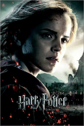 Plakat  The Deathly Hallows II - Hermione