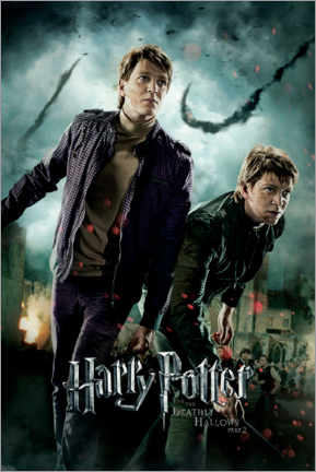 Plakat  The Deathly Hallows II - Fred & George