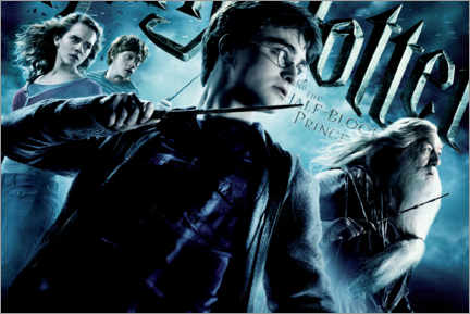 Plakat  The Half-Blood Prince - Dumbledore's Army