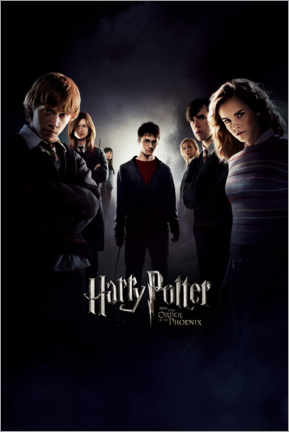 Plakat  Harry Potter and the Order of the Phoenix