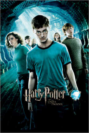 Plakat  The Order of the Phoenix - Dumbledore's Army