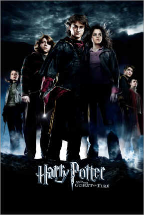 Plakat  Harry Potter and the Goblet of Fire