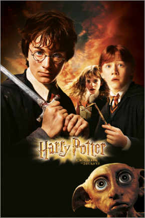 Plakat  Harry Potter and the Chamber of Secrets