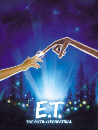 Plakat  E.T. - Encounter of the third kind