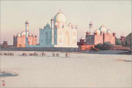 Plakat Directions to Agra, No. 3.