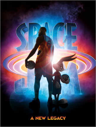 Plakat  Space Jam 2 - A New Legacy