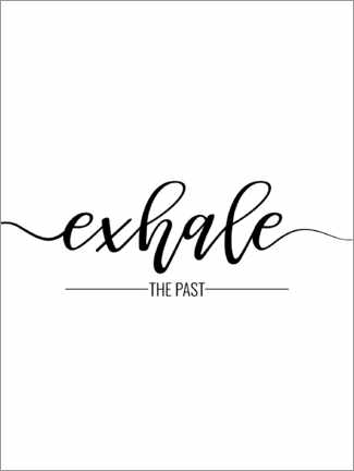 Galleriprint  Exhale the past - TAlex