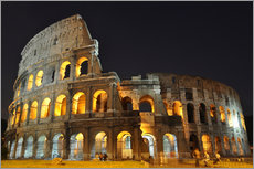 Galleriprint  Colosseum in Rome