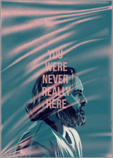 Aluminiumsbilde  You Were Never Really Here - Fourteenlab