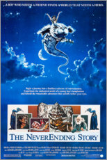 Aluminiumsbilde  The Neverending Story - Entertainment Collection
