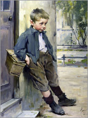 Galleriprint  Out of the Game - Henri Jules Jean Geoffroy