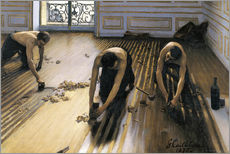Galleriprint  The Floor Planers - Gustave Caillebotte