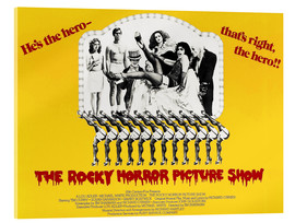 Akrylbilde  The Rocky Horror Picture Show