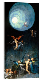 Akrylbilde  Ascent of the Blessed - Hieronymus Bosch