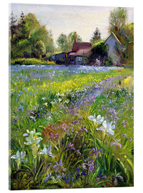 Akrylbilde  Cottage in the country - Timothy Easton