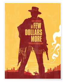 Plakat For a few dollars more