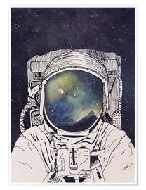 Plakat  Dreaming of Space - Tracie Andrews