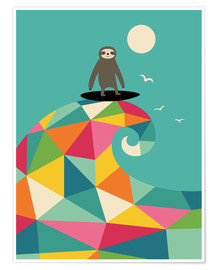 Plakat  Surf Up - Andy Westface
